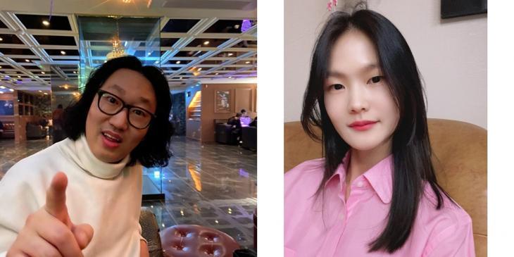 김경진-전수민 / 김경진-전수민 인스타그램