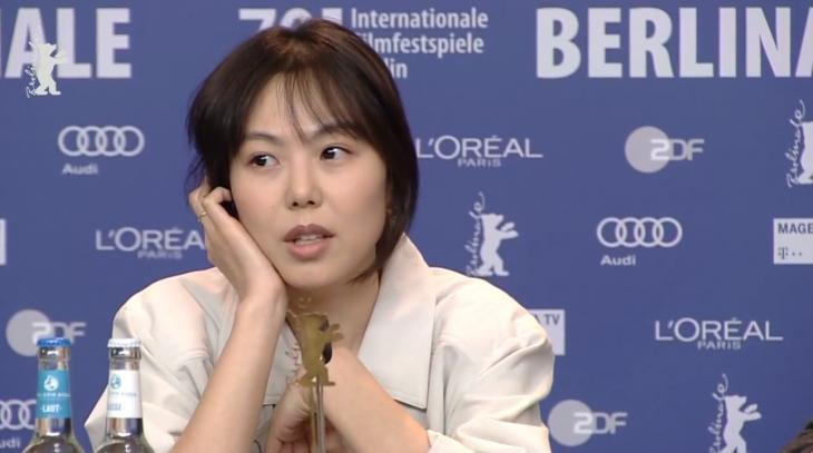김민희 / 베를린 국제영화제 기자회견 화면 캡처
