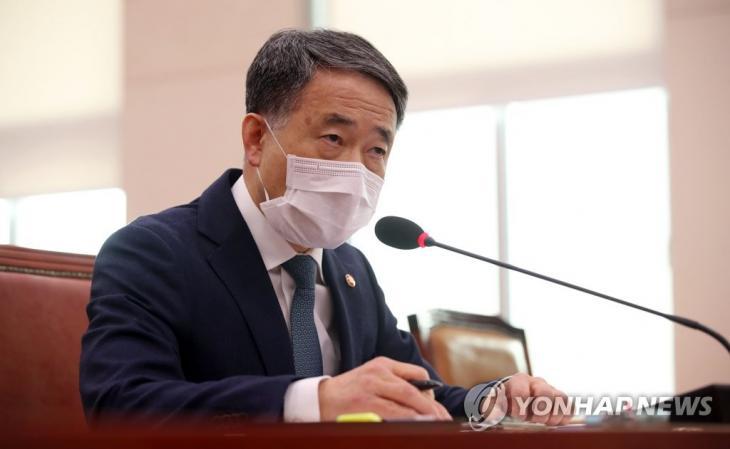 박능후 / 연합뉴스