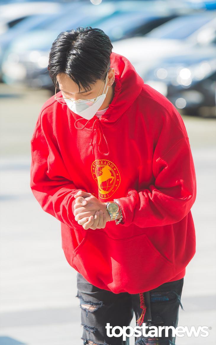 빅스(VIXX) 라비 / 서울, 최규석 기자