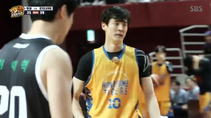 SBS 예능프로그램 '진짜 농구 핸섬타이거즈'