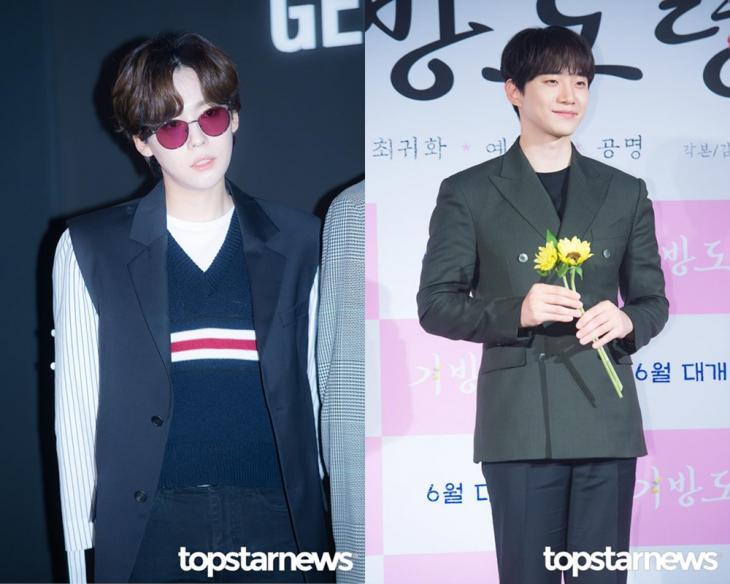 위너 김진우-2PM 준호 / 톱스타뉴스 HD포토뱅크