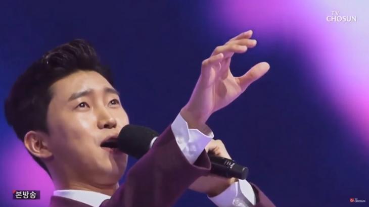 TV조선 '미스터트롯' 방송 캡처