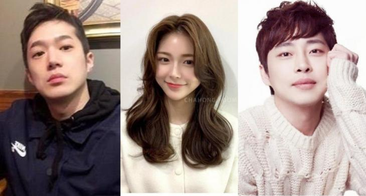 김현우-천안나-강성욱 / 온라인 커뮤니티