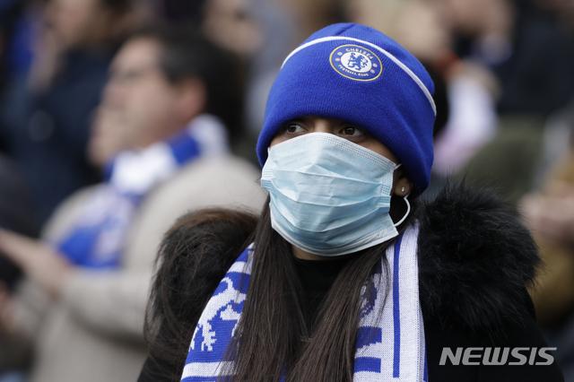 유럽축구가 신종 코로나바이러스 감염증(코로나19) 확산으로 전면 '중단'됐다.  / 뉴시스