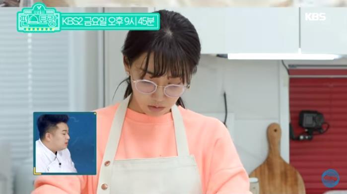 KBS2 '편스토랑' 방송 캡처