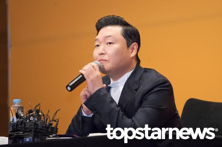 싸이 / 톱스타뉴스 HD포토뱅크