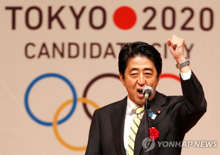 아베 신조 일본 총리 [로이터=연합뉴스]