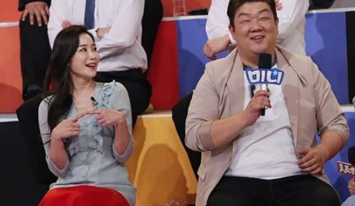 김하영-유민상 / KBS2 '개그콘서트'