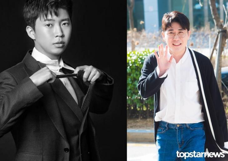 임영웅-영탁 / '미스터트롯' 인스타그램-톱스타뉴스 HD포토뱅크