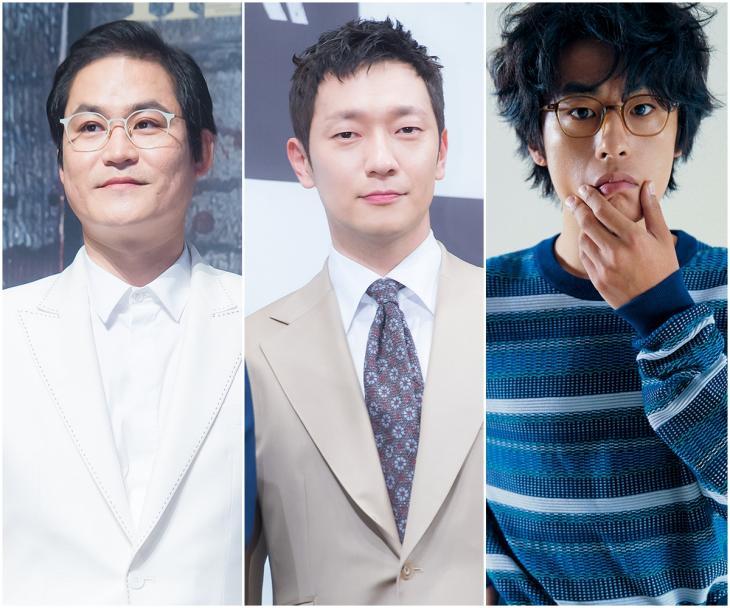 김성균-손석구-구교환 / 톱스타뉴스 HD포토뱅크, 나일론