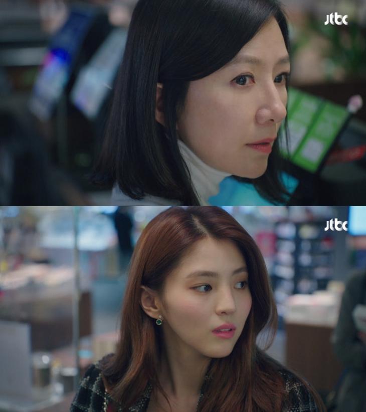 JTBC '부부의 세계' 방송 캡처