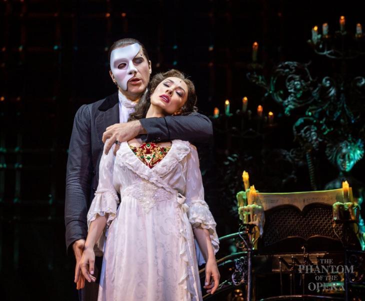 '오페라의 유령' 공식 홈페이지