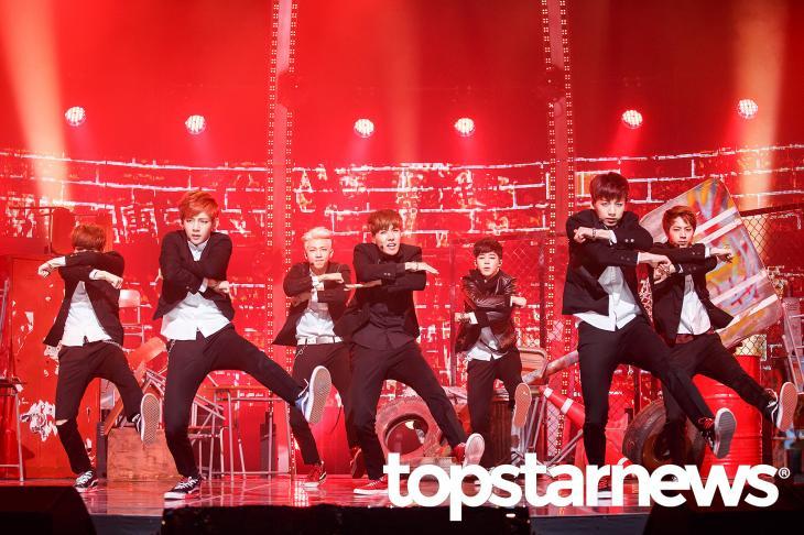 140213 방탄소년단(BTS) 엠카운트다운