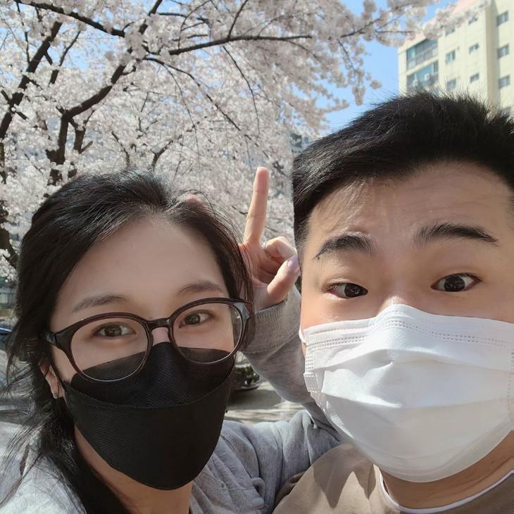 김유진-이원일 / 이원일 인스타그램