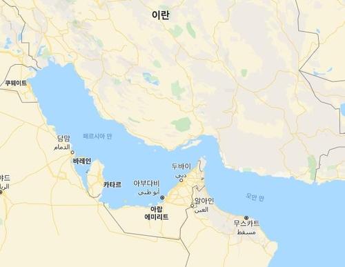 사고 발생 지역 / 연합뉴스