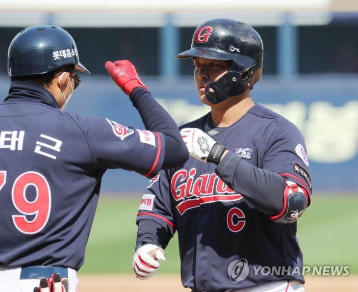 민병헌 / 연합뉴스