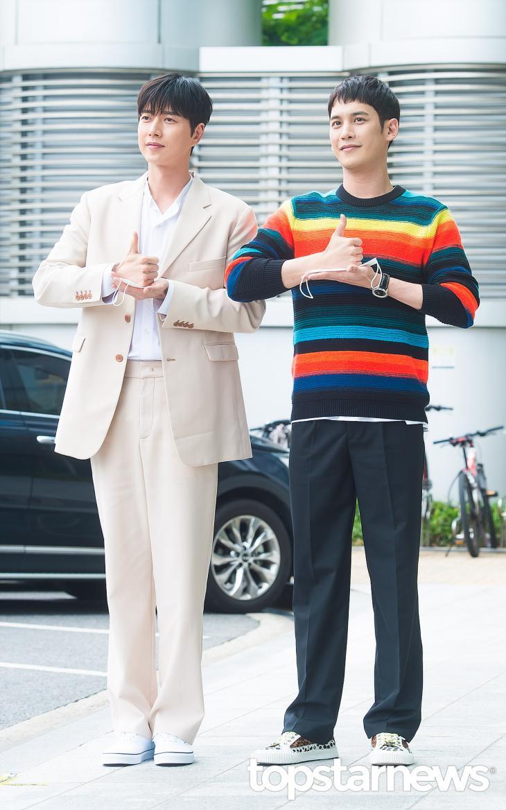 박해진-박기웅 / 서울, 정송이 기자