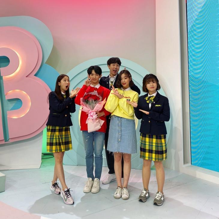 EBS1 '생방송 톡!톡! 보니하니' 공식 인스타그램