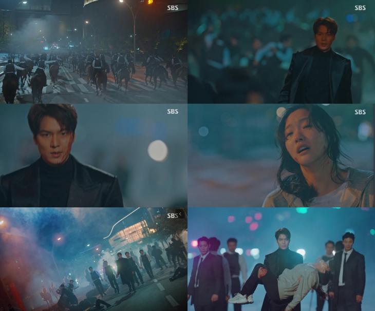 SBS '더 킹 영원의 군주' 방송 캡처