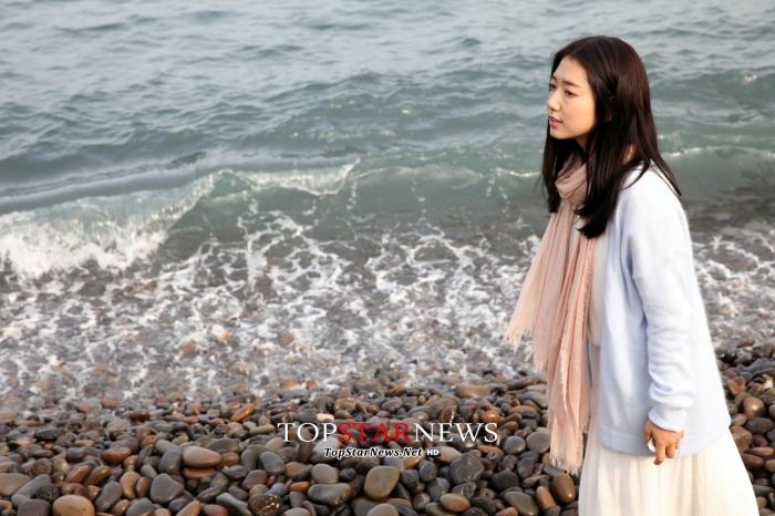 제주 홍보 단편 영화를 촬영하고 있는 롯데면세점 모델 박신혜 / LOTTE DUTY FREE