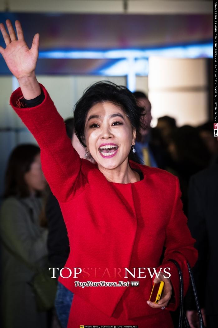 김부선 / 서울, 톱스타뉴스 이선명 기자
