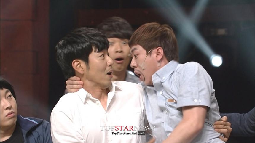 tvN '코미디빅리그' 이종혁 / CJ E&M