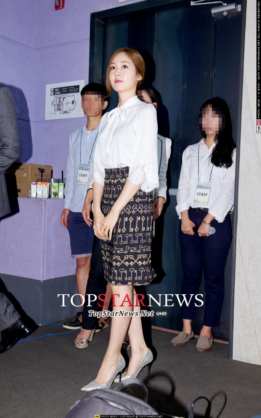 성유리 / 서울, 톱스타뉴스 최규석 기자
