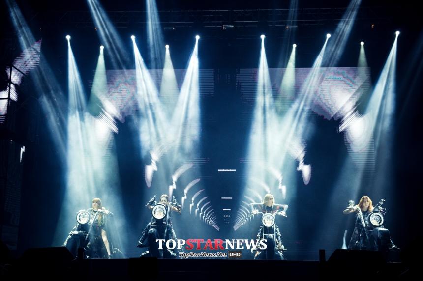2NE1 / YG