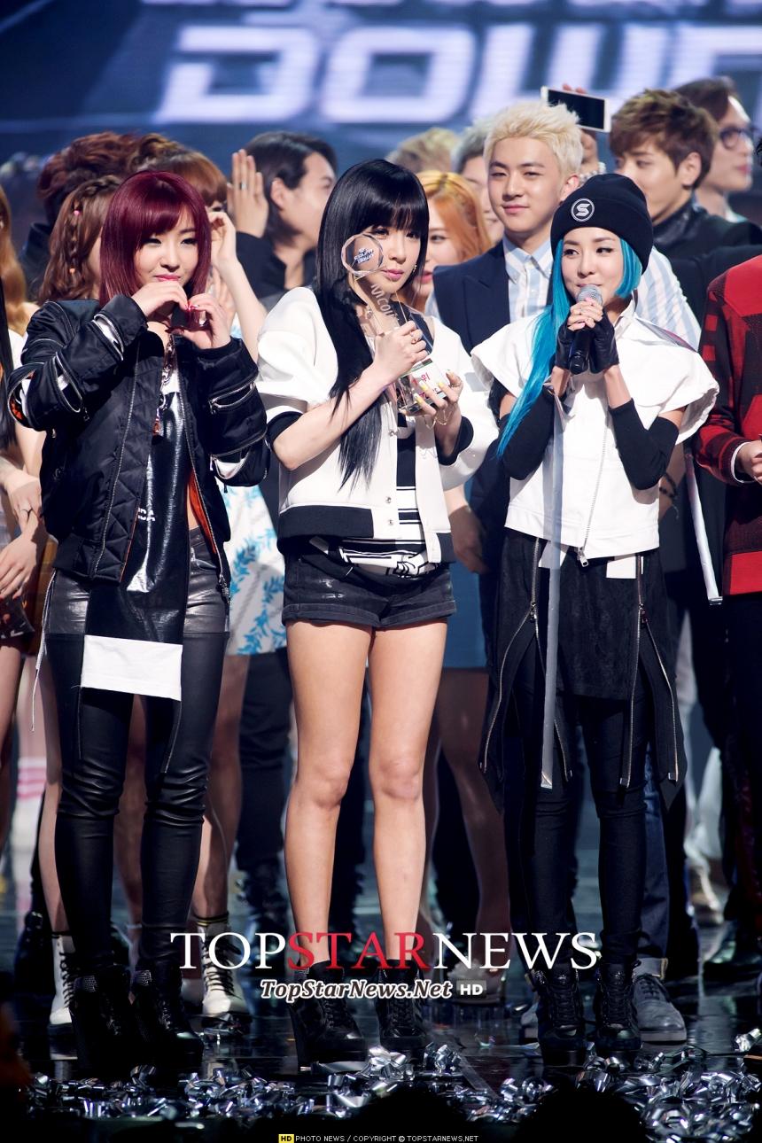 2NE1 / 톱스타뉴스 포토뱅크