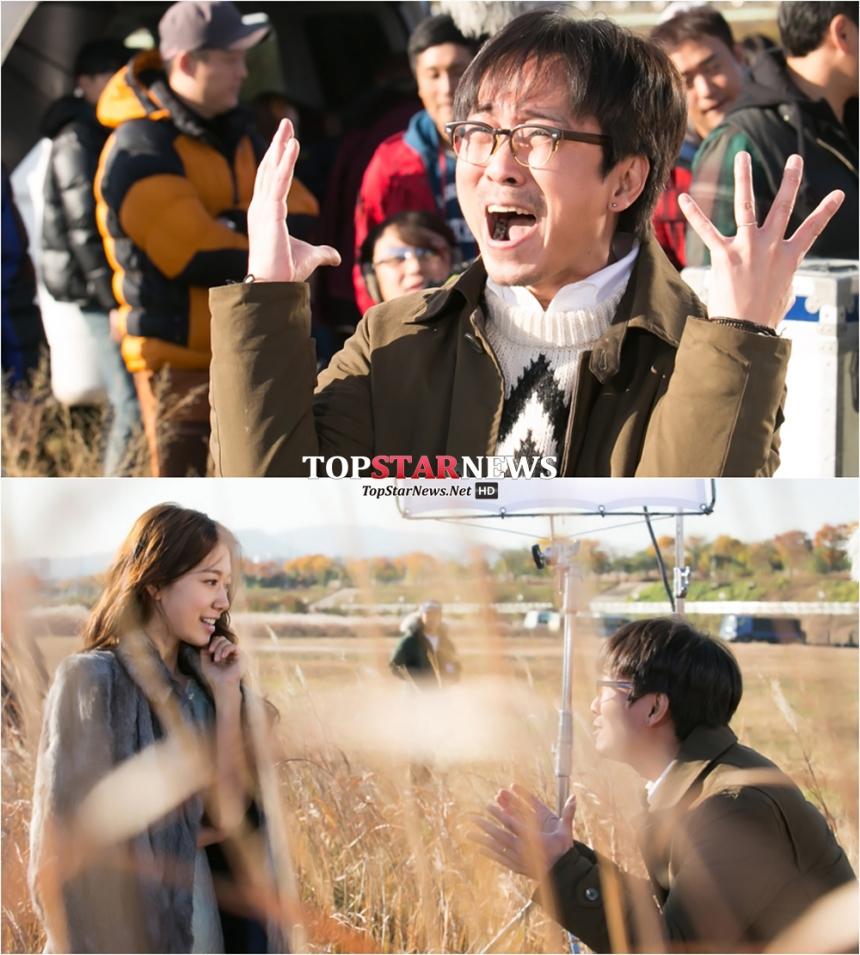 '피노키오' 장항준 감독, 박신혜 / SBS '피노키오'