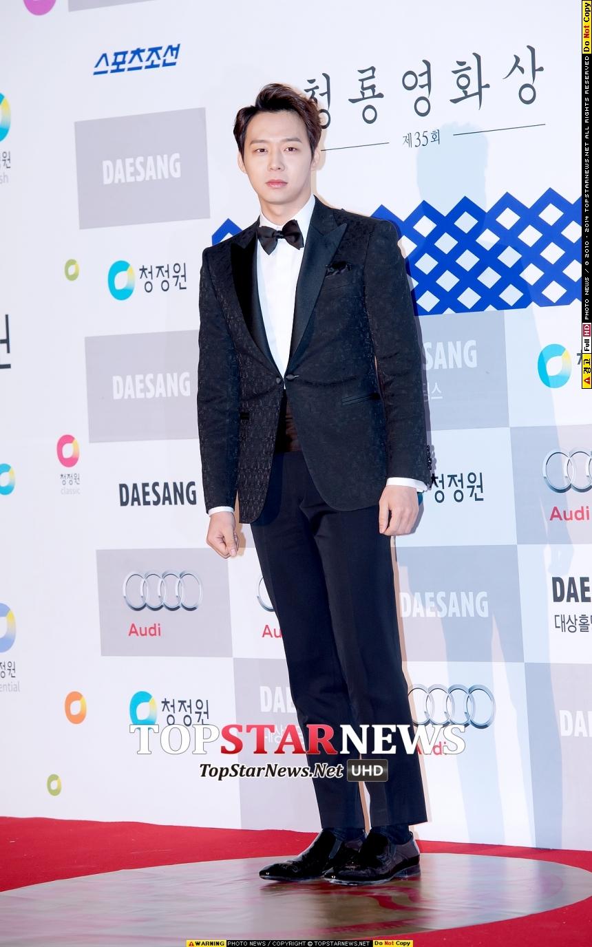 '청룡영화상' 박유천 / 톱스타뉴스 포토 뱅크