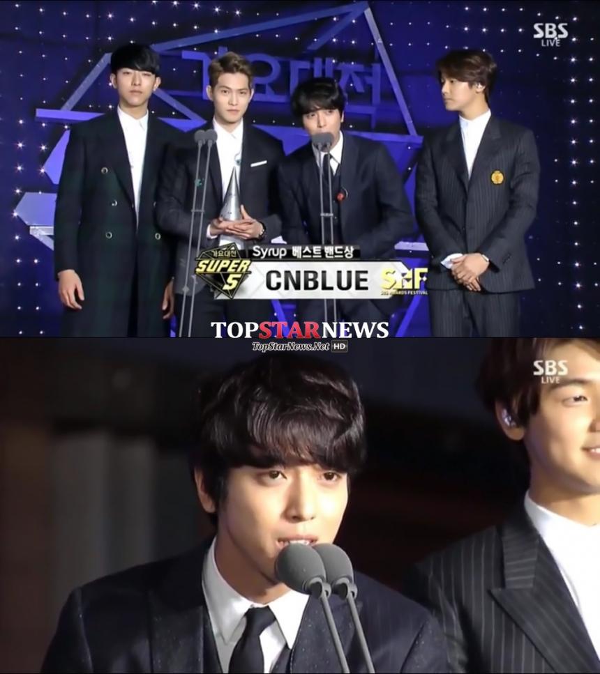 씨앤블루(CNBLUE) / SBS '2014 가요대전'
