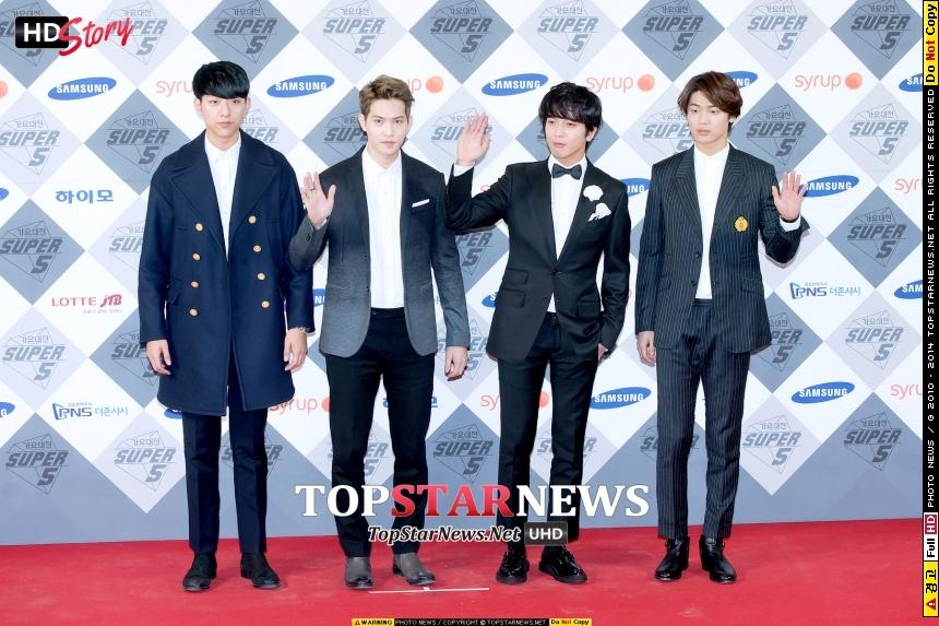 씨엔블루(CNBLUE) / 서울, 톱스타뉴스 최규석 기자