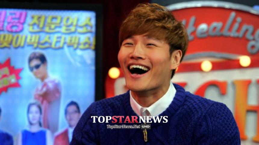 김종국 / SBS 힐링캠프 방송 화면 캡처