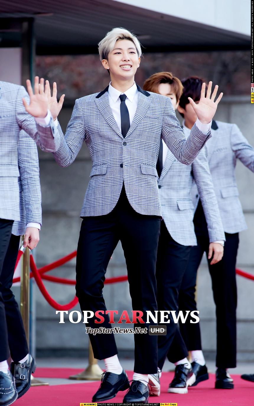 방탄소년단(BTS) 랩몬스터 / 사진=톱스타뉴스 포토뱅크