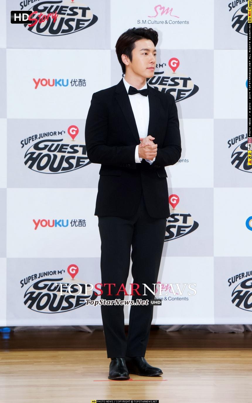 슈퍼주니어(Super Junior) 동해 / 톱스타뉴스 포토 뱅크