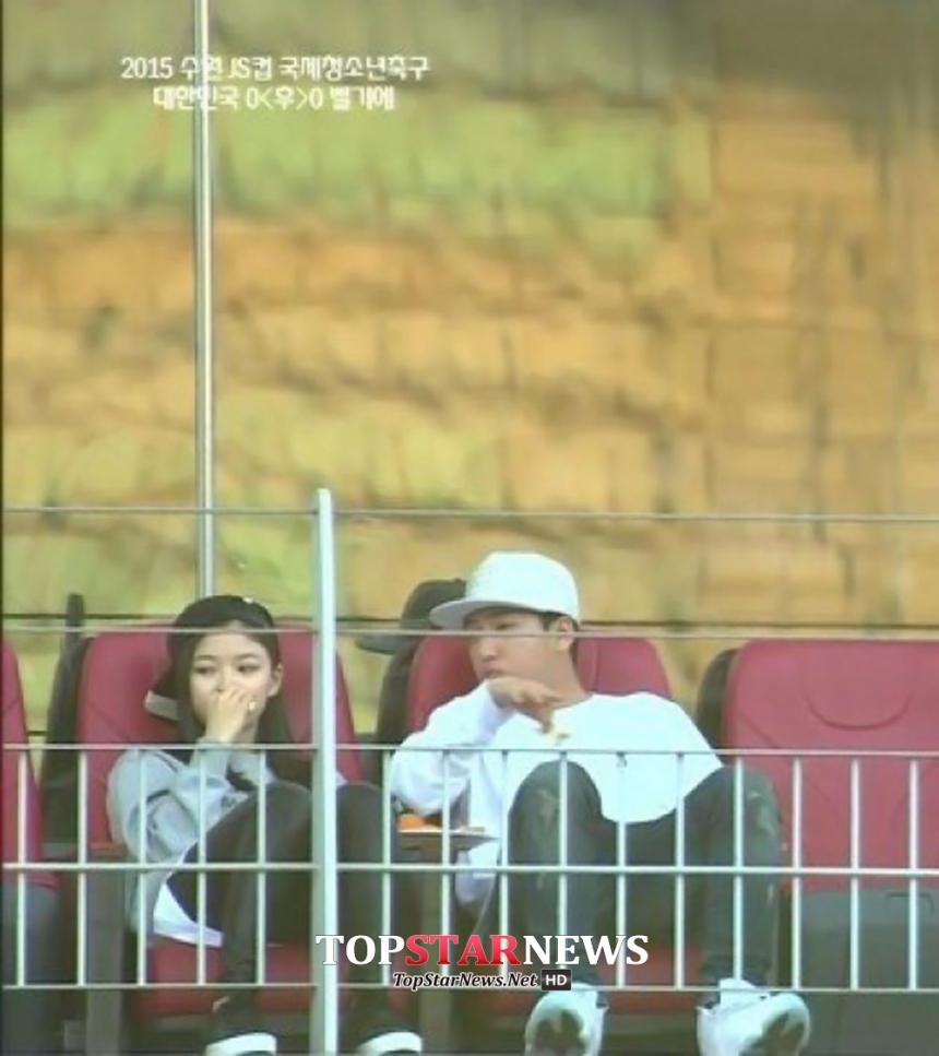 김유정-b1a4바로 / SBS