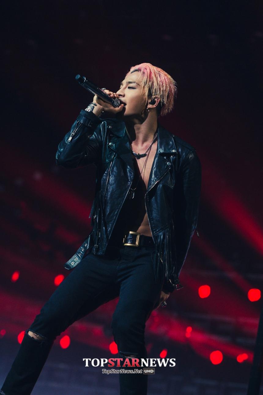 빅뱅(BIGBANG) 태양 / YG
