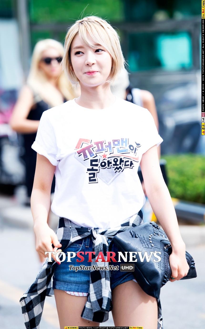 에이오에이(AOA)  초아 / 서울, 톱스타뉴스 김혜진 기자