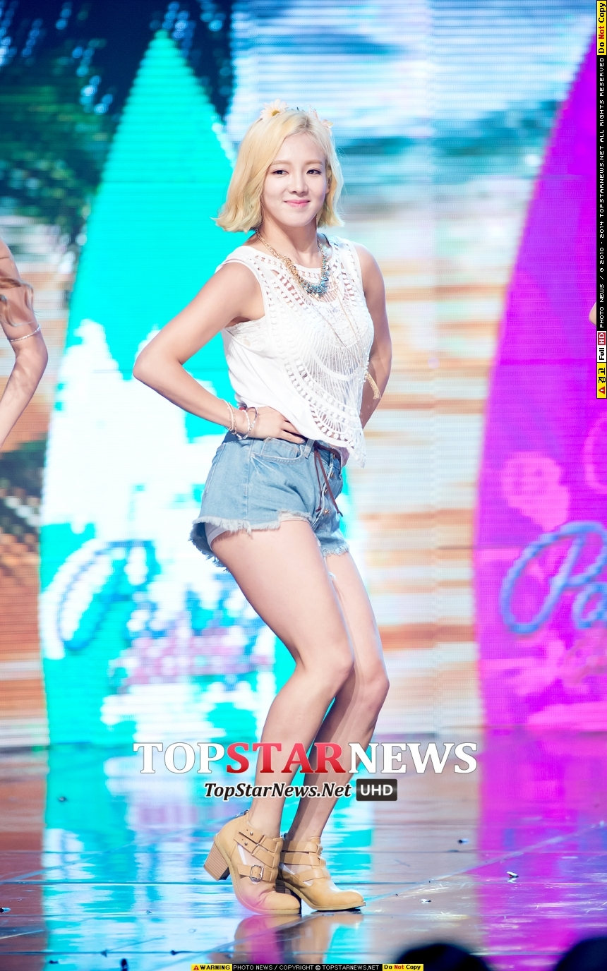 소녀시대(SNSD) 효연 / 고양, 톱스타뉴스 최규석 기자