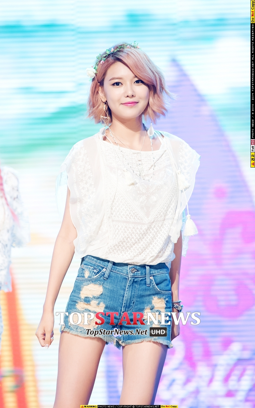 소녀시대(SNSD) 수영 / 고양, 톱스타뉴스 최규석 기자