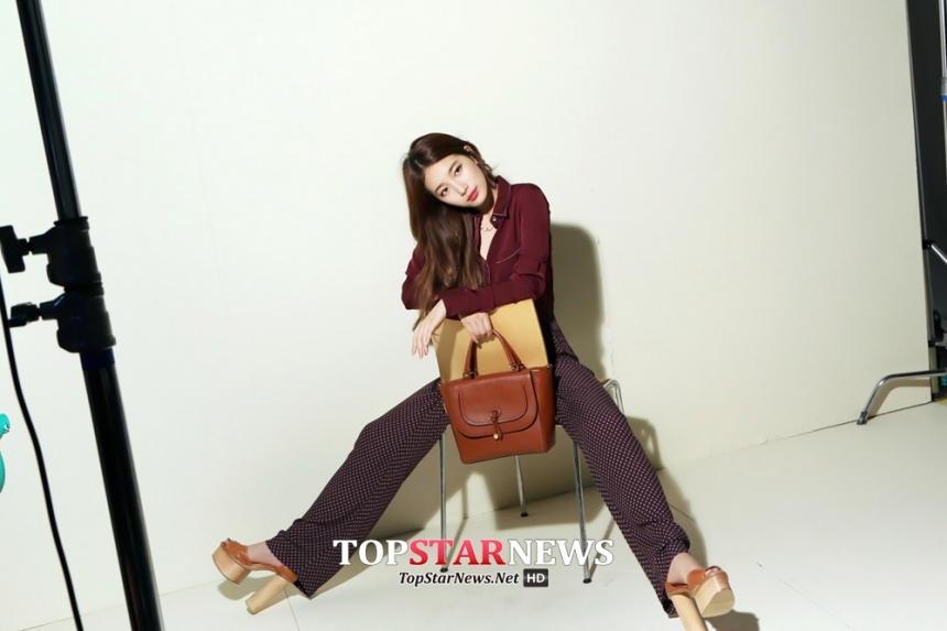 미쓰에이(miss A) 수지 / 빈폴액세서리