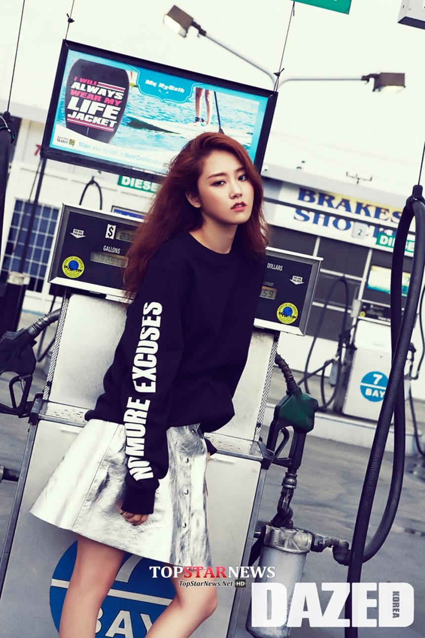 포미닛(4minute) 허가윤 / 데이즈드