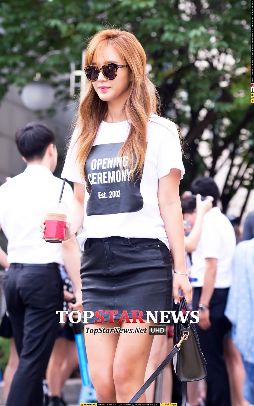 소녀시대(SNSD) 유리 / 톱스타뉴스 포토뱅크