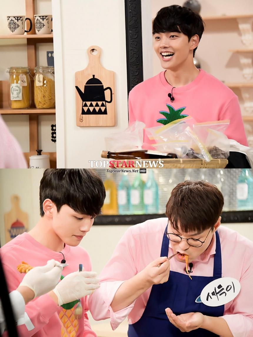 '마이 리틀 텔레비전' 여진구-오세득 / MBC