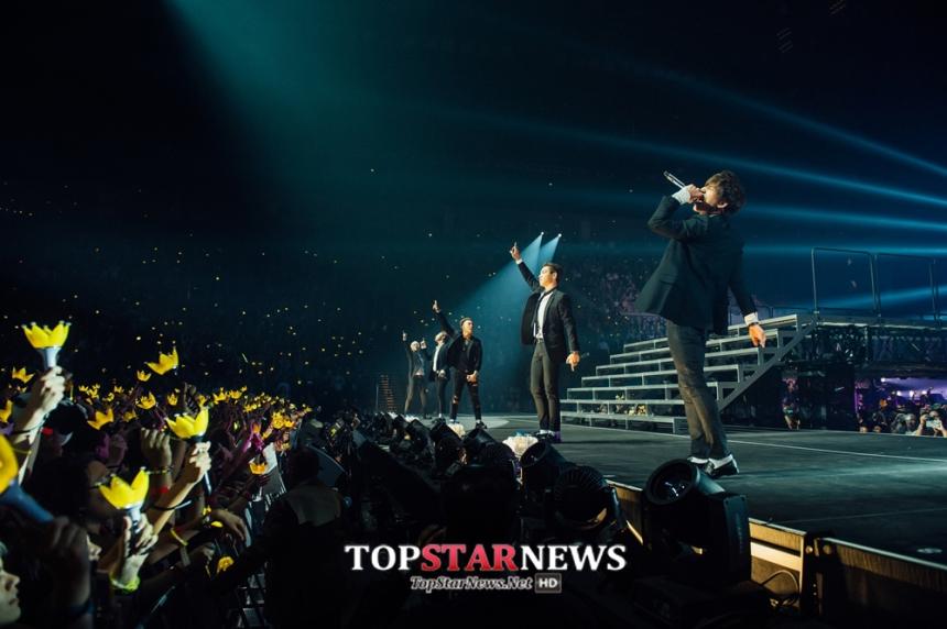 라스베이거스에서 공연을 펼치고 있는 빅뱅(BIGBANG) / YG 엔터테인먼트