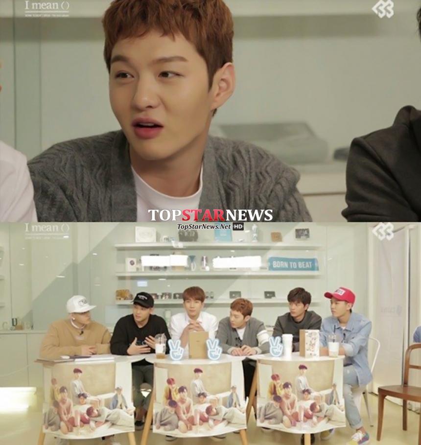 비투비 / V앱 '비투비 컴백 특별방송' 화면캡처