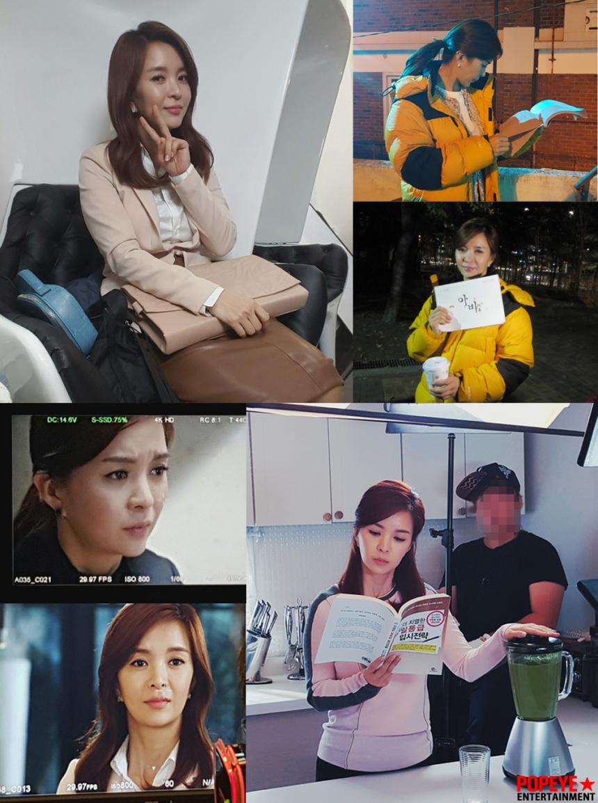 '드라마 스페셜-아비' 신은정 / 뽀빠이엔터테인먼트