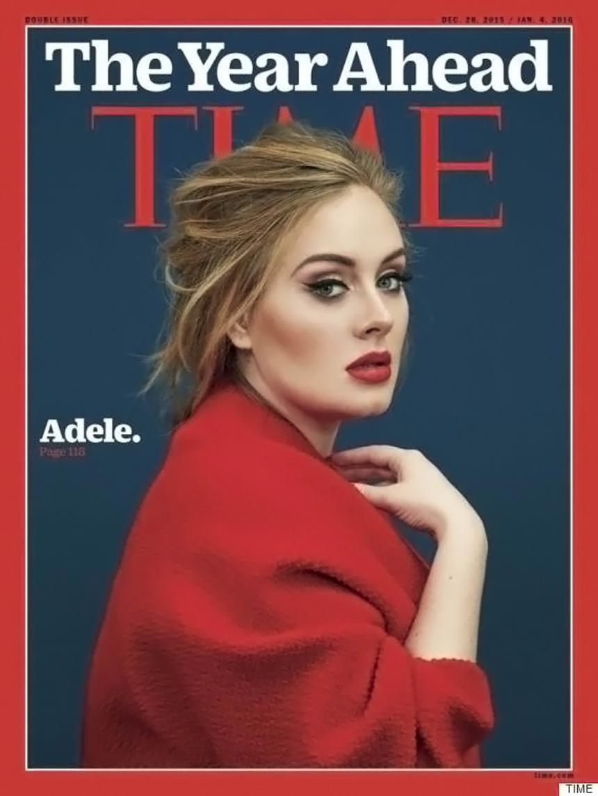 아델(Adele) / 타임(TIME)